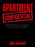 Apartment Confidential