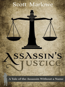 Assassin's Justice (A Tale of the Assassin Without a Name #6): Assassin Without a Name, #6