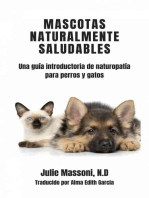 Mascotas naturalmente saludables