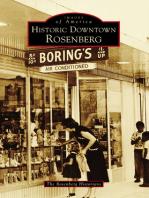 Historic Downtown Rosenberg