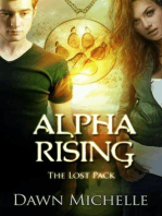 Alpha Rising (The Lost Pack, #6)