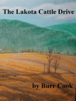 The Lakota Cattle Drive