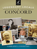 Legendary Locals of Concord