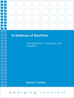 In Defense of Doctine