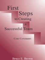 First Steps to Creating a Successful Team Core Covenents