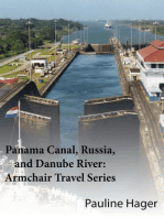 Panama Canal, Russia, and Danube River
