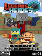 Diary of a Minecraft Blacksmith