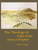 The Theology of Luke-Acts