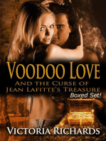 Voodoo Love And the Curse of Jean Lafitte's Treasure (Boxed Set)