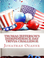 Thomas Jefferson's Independence Day Trivia Challenge