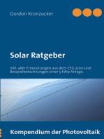 Solar Ratgeber