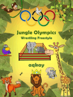 Jungle Olympics-Wrestling Freestyle