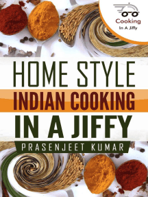 Home Style Indian Cooking In A Jiffy: How To Cook Everything In A Jiffy, #6