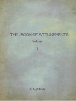 The Book of Attunements