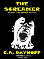 The Screamer (Terror Series, #1)