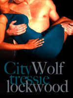 City Wolf (City Wolf Trilogy, #1)