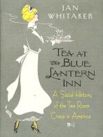 Tea at the Blue Lantern Inn