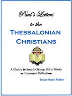 Paul's Letters to the Thessalonian Christians