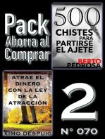 Pack Ahorra al Comprar 2 (No 070)