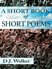 A Short Book of Short Poems