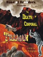 Band of Brooders Presents The Death of Corporal Tillman