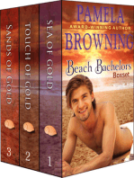 The Beach Bachelors Boxset (Three Complete Contemporary Romance Novels in One)