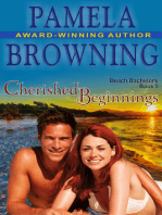 Cherished Beginnings (The Beach Bachelors Series, Book 5)