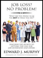 Job Loss? No Problem