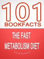 The Fast Metabolism Diet - 101 Amazing Facts You Didn't Know (101BookFacts.com)