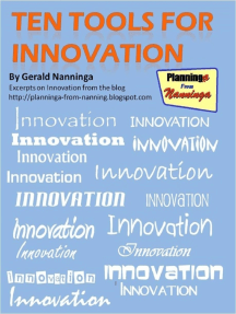 Ten Tools for Innovation