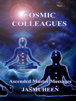 Cosmic Colleagues - Ascended Master Messages
