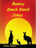 Bouncy Knock Knock Jokes