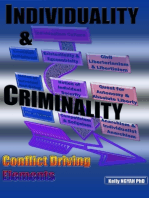 Individuality and Criminality