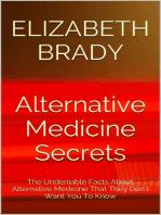 Alternative Medicine Secrets