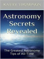 Astronomy Secrets Revealed
