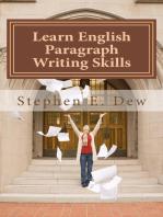 Learn English Paragraph Writing Skills