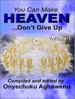 You Can Make Heaven ...Don't Give Up Volume 1