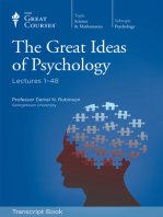 The Great Ideas of Psychology (Transcript)