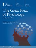 The Great Ideas of Psychology (Transcript)