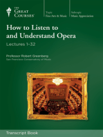 How to Listen to and Understand Opera (Transcript)