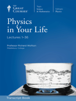 Physics in Your Life (Transcript)