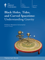 Black Holes, Tides, and Curved Space Time (Transcript)