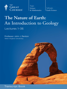 The Nature of Earth: An Introduction to Geology (Transcript)