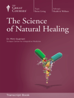 The Science of Natural Healing (Transcript)