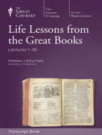 Life Lessons from the Great Books (Transcript)