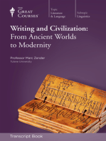 Writing and Civilization