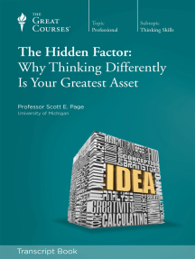 The Hidden Factor: Why Thinking Differently Is Your Greatest Asset (Transcript)