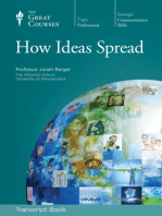 How Ideas Spread (Transcript)