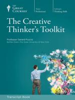 The Creative Thinker's Toolkit (Transcript)