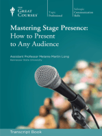 Master Your Stage Presence (Transcript)